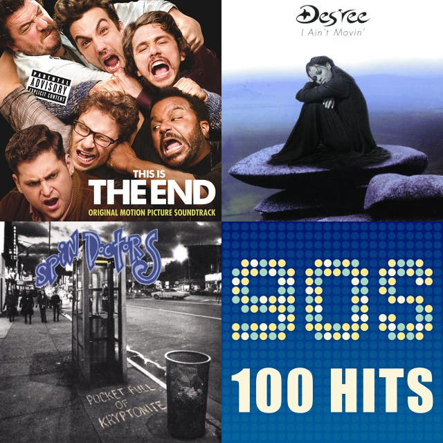 Badass 90s Songs on Spotify