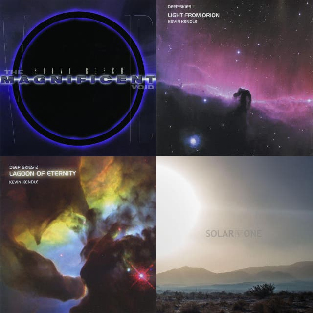 Ambient Space Music on Spotify