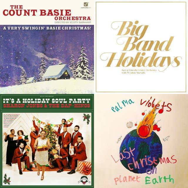 A Very Swinging Basie Christmas.Xmas 2015 Music On Spotify