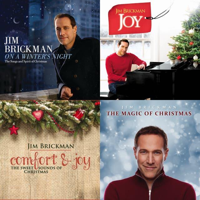 Jim Brickman – Comfort & Joy: The Sweet