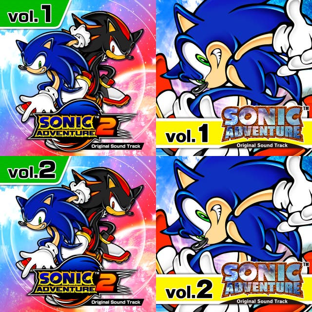 Best of 3D Sonic on Spotify