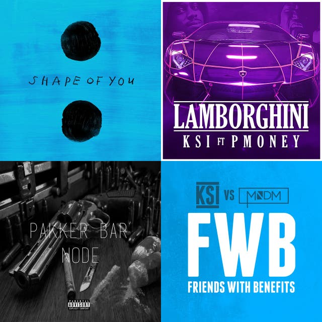 Ksi Lamborghini On Spotify