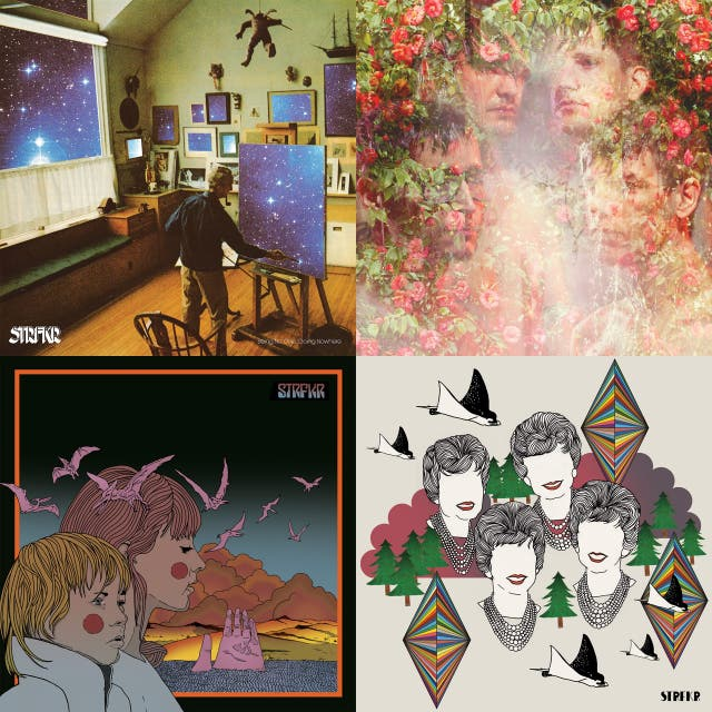 Indieheads Top 20 STRFKR Songs on Spotify