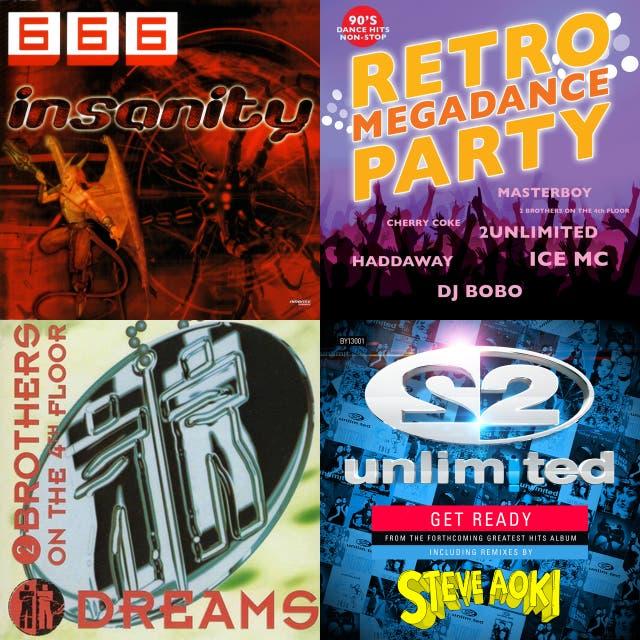 90s Eurodance Europop Pop On Spotify