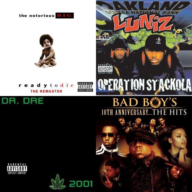 Old School Rap/ Hip Hop TSP on Spotify