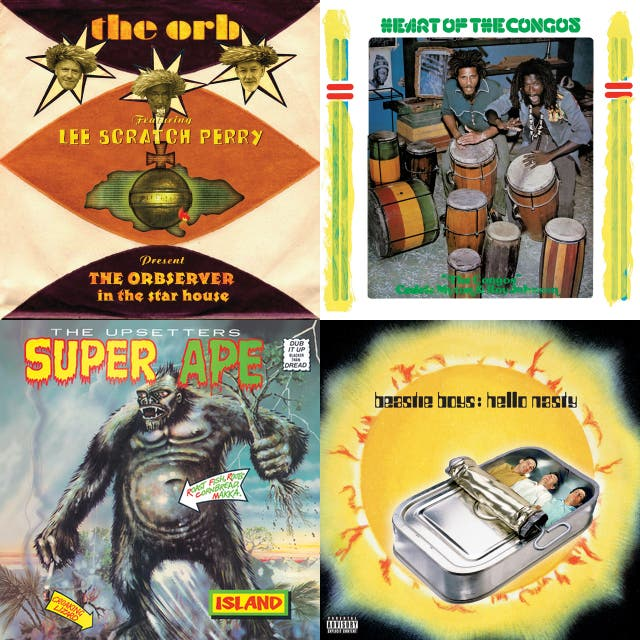 Sonic: Lee Perry on Spotify
