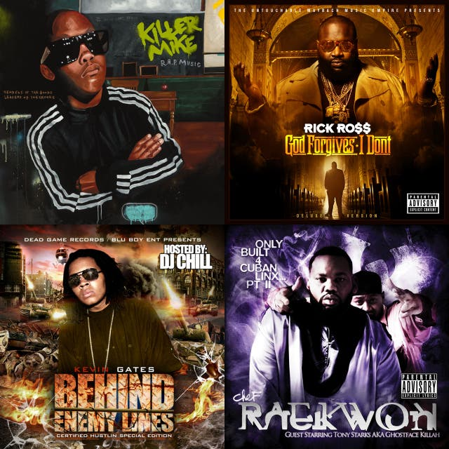 The Most Lyrical Rap Songs of the Last 5 Years on Spotify