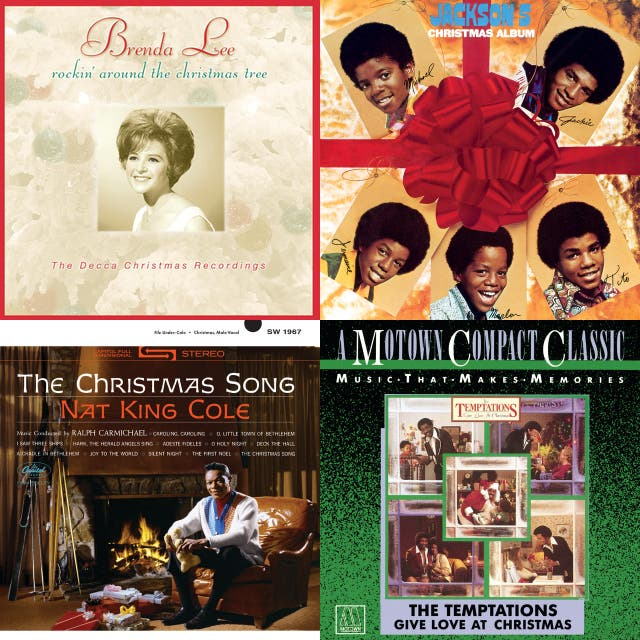 Temptations Christmas.Silent Night The Temptations On Spotify