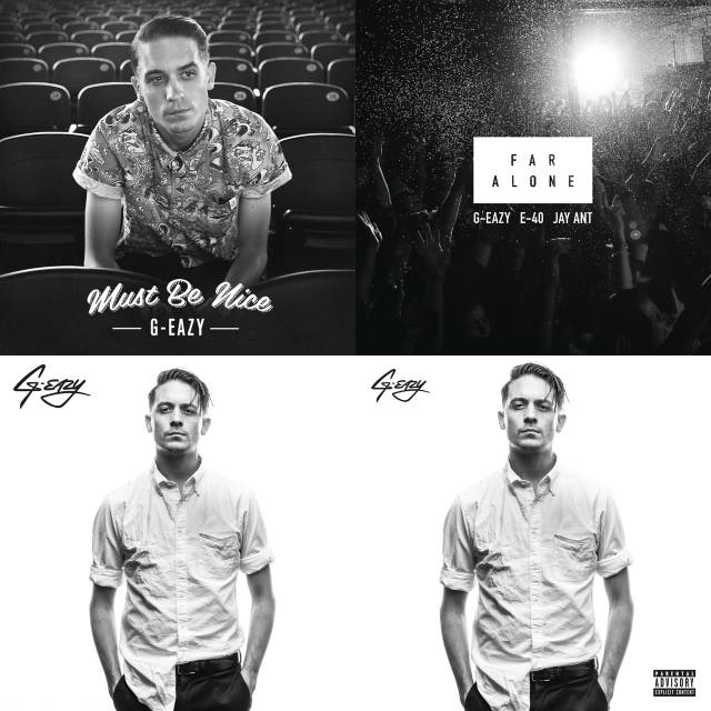 G-Eazy hype on Spotify