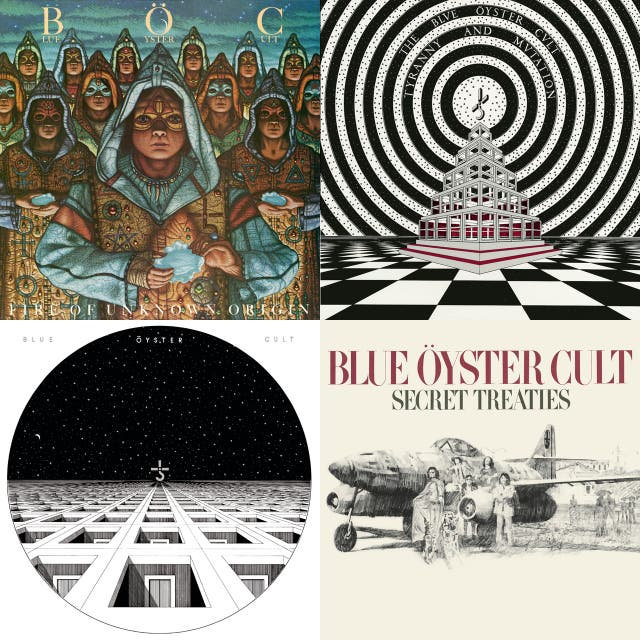 playlist of 1 000 psychic wars the best of blue oyster cult on spotify