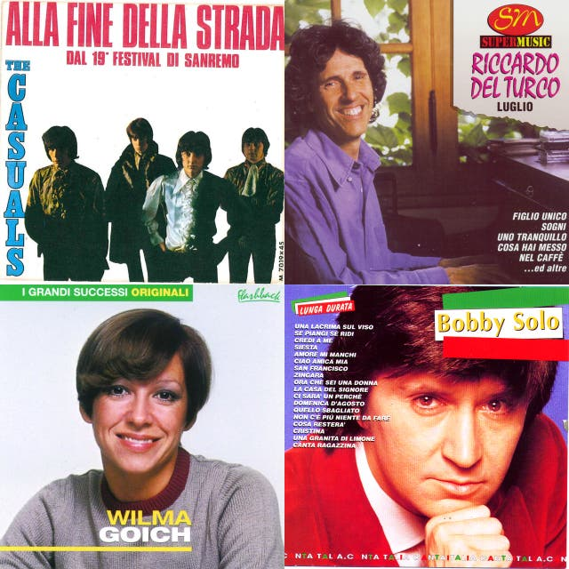 Sanremo 1969 playlist