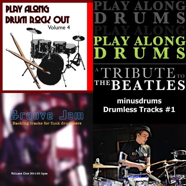drumless tracks on Spotify