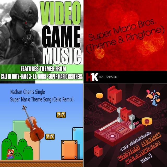 Super Mario Theme Song (Cello Remix) on Spotify