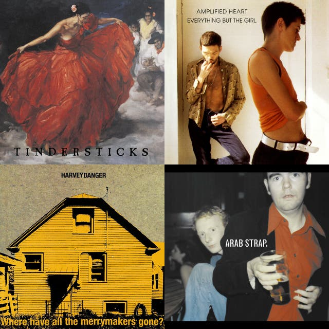 Pitchfork Top 200 Tracks of 1990s (the 69) on Spotify
