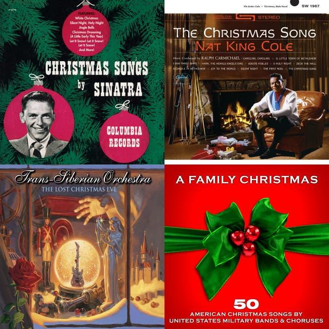 christmas on Spotify