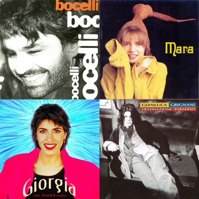 Sanremo 1995 playlist