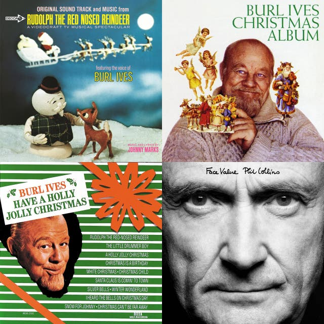 Burl Ives Christmas.Burl Ives A Holly Jolly Christmas Single Version On Spotify