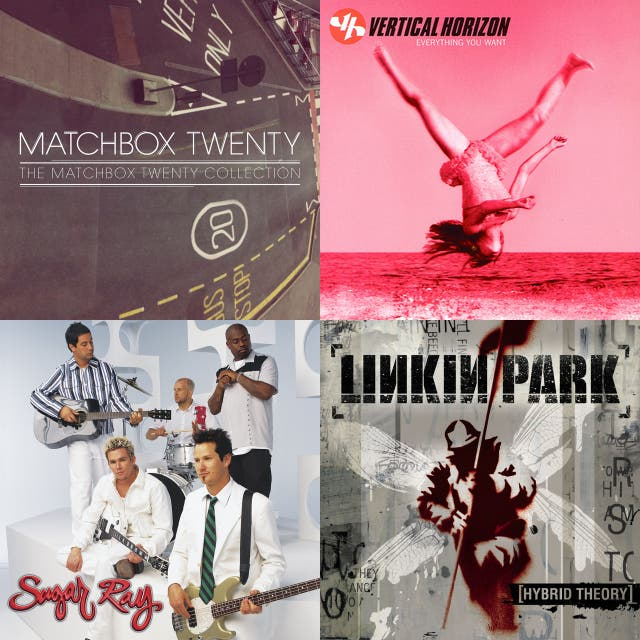 Modern Rock - 18 Of The Freshest Hits Today on Spotify