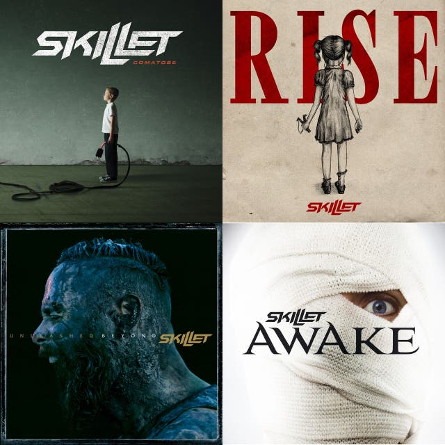 Skillet – Unleashed Beyond (Special Edition) on Spotify
