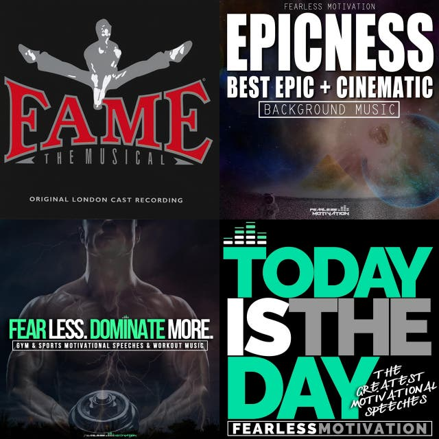 Gym Fearless Motivation Hard Work Motivational Speech On Spotify