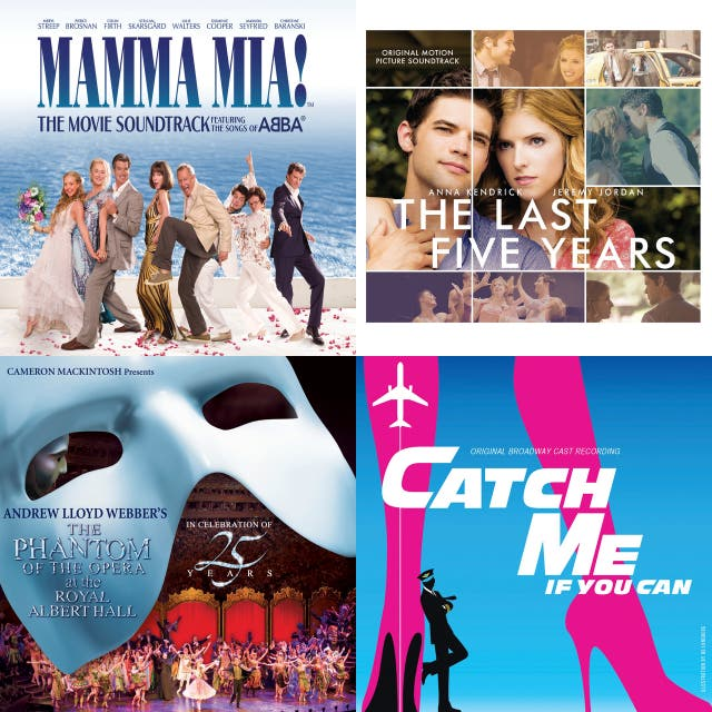 Musical Theatre Power Ballads on Spotify