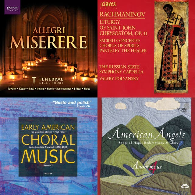 Choral Collection on Spotify