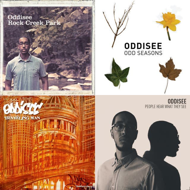 oddisee people hear what they see
