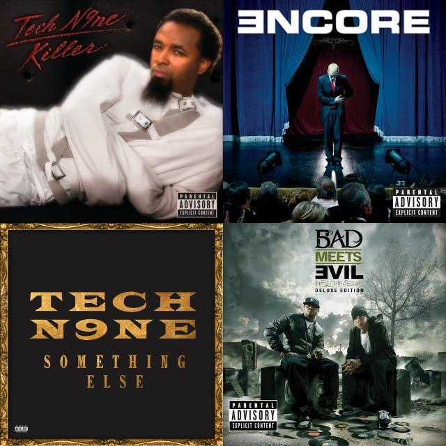 Tech N9ne feat  Kendrick Lamar, ¡Mayday!, Kendall Morgan