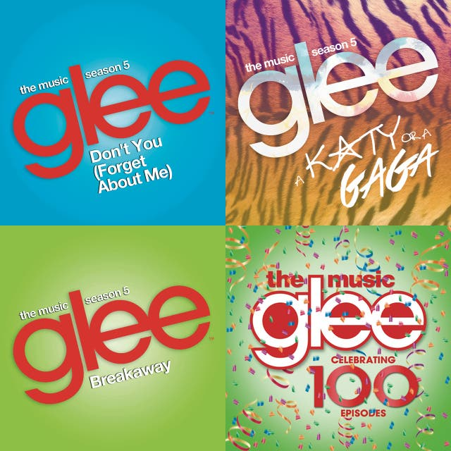 Glee Selection on Spotify