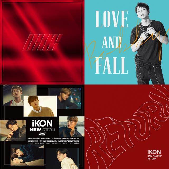 ballad!ikon 🥀 on Spotify