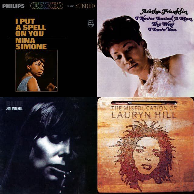 The 150 Greatest Albums made by Women
