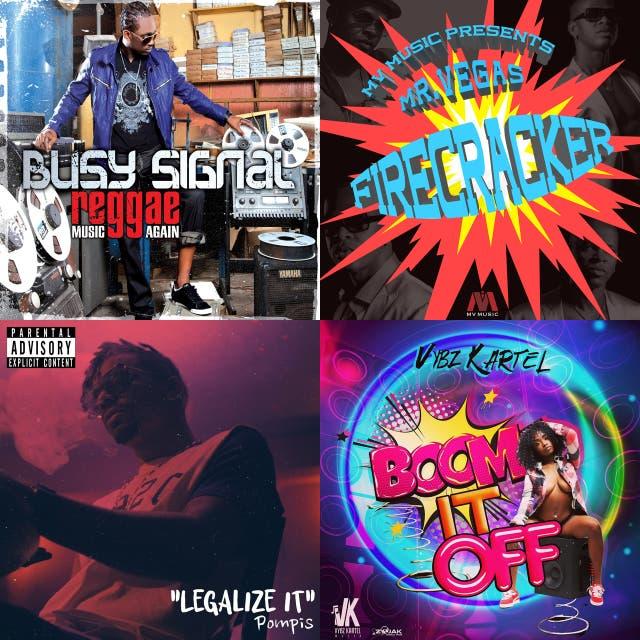 Ragga Dancehall (2019) on Spotify