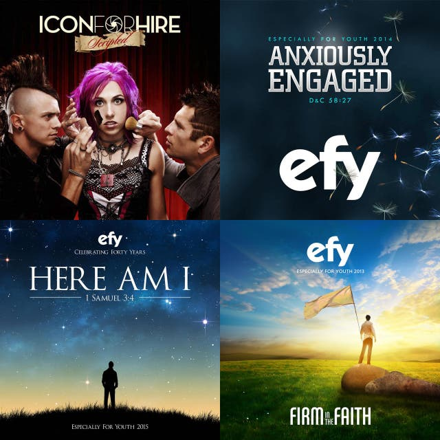 Various Artists — Efy 2014 Especially for Youth - Anxiously