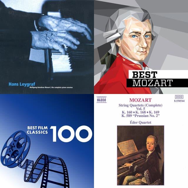 Mozart on my Mind on Spotify