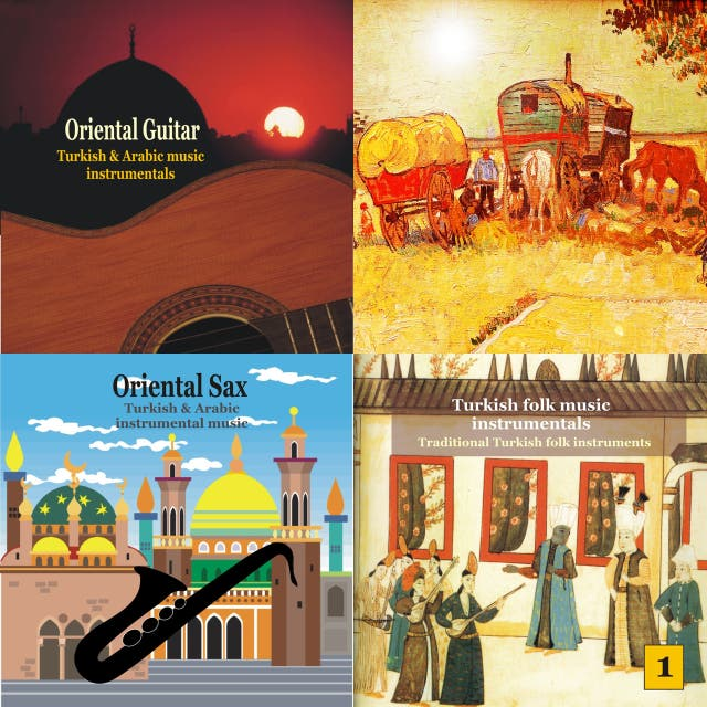 Turkish folk Music on Spotify