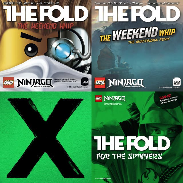 NinjaGo/ Cool songs on Spotify