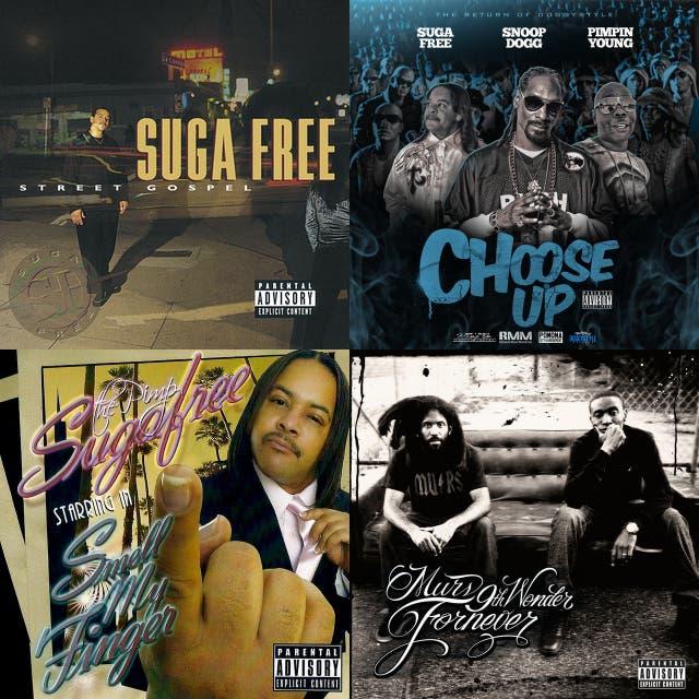 Suga Free on Spotify