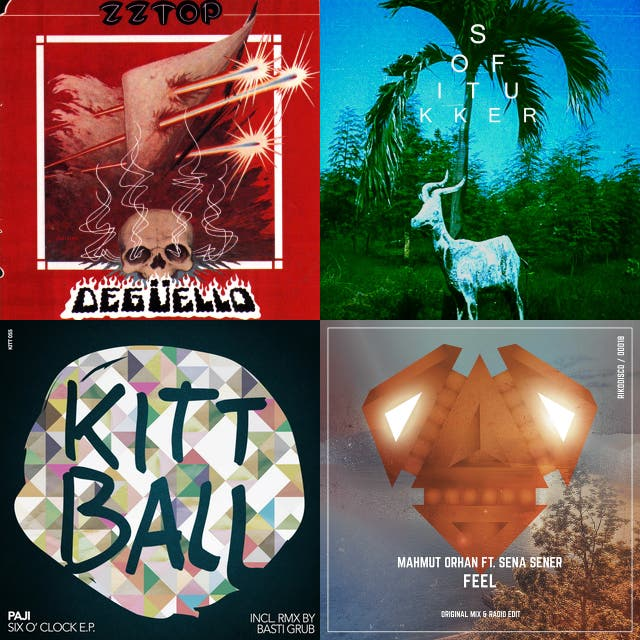Sofi Tukker Drinkee Mahmut Orhan Remix Your Top Songs