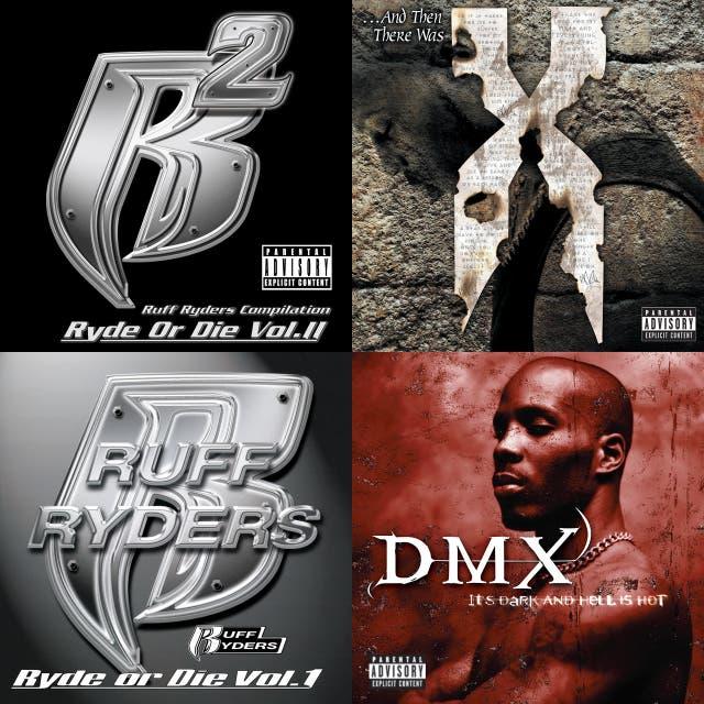 DMX on Spotify
