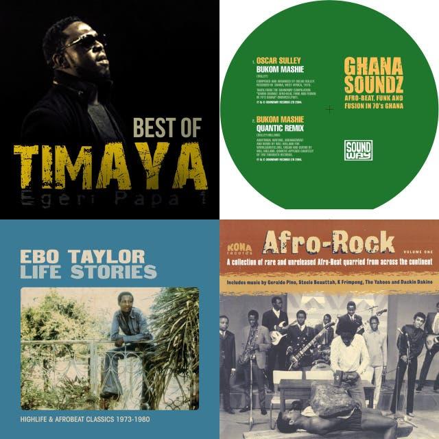Afro Beat/Kizomba on Spotify