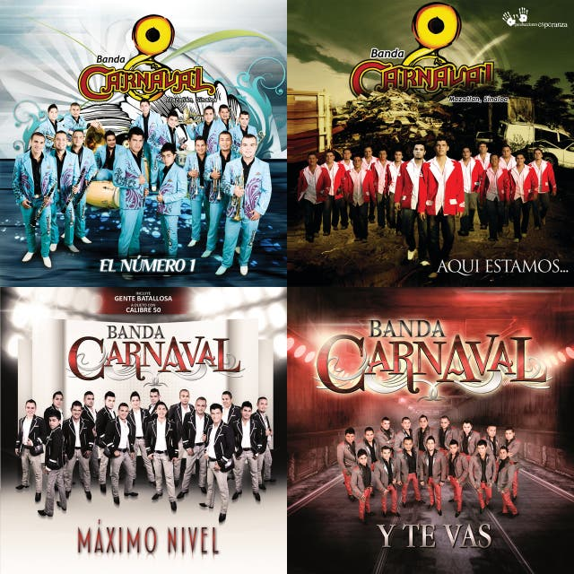 Banda Carnaval Máximo Nivel On Spotify