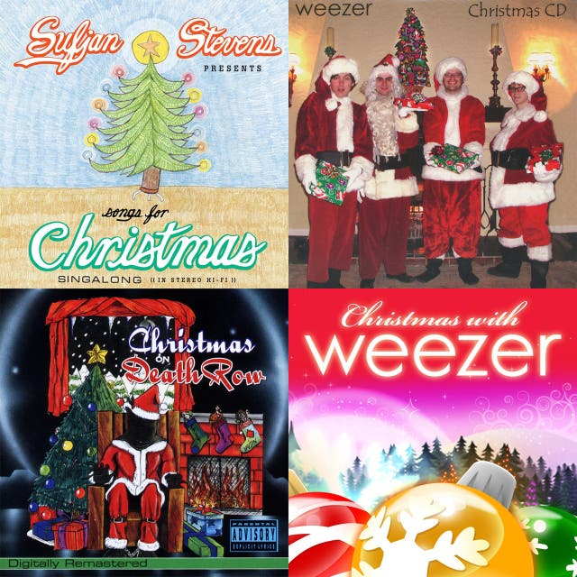 Weezer Christmas.It S Christmas On Spotify