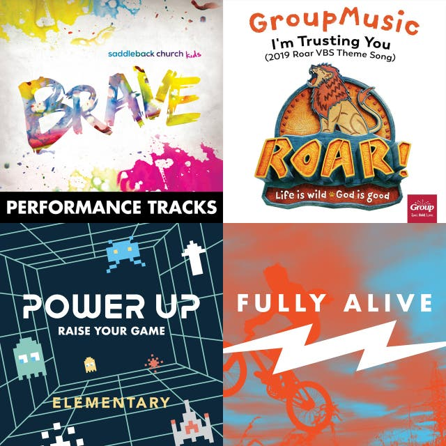 Kid's Worship + Vacation Bible School Jams on Spotify
