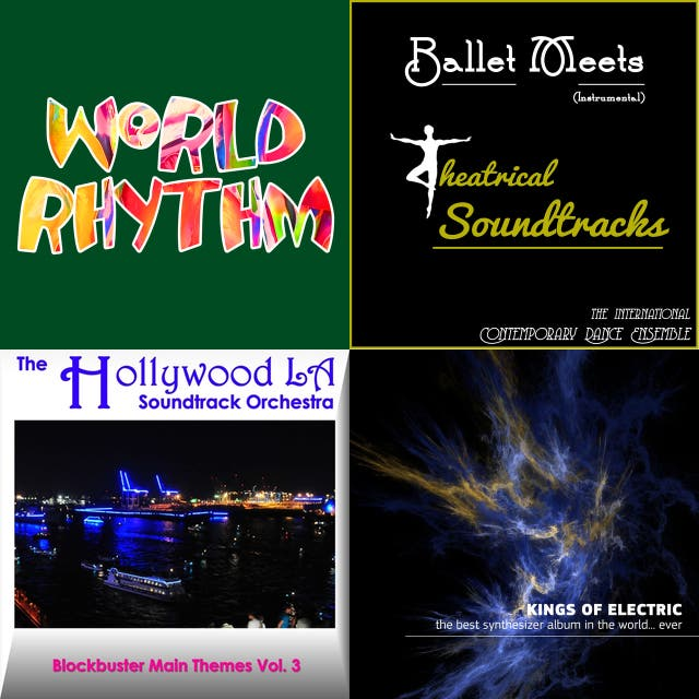Movie Sounds Unlimited – Greatest Film Composers Vol  9
