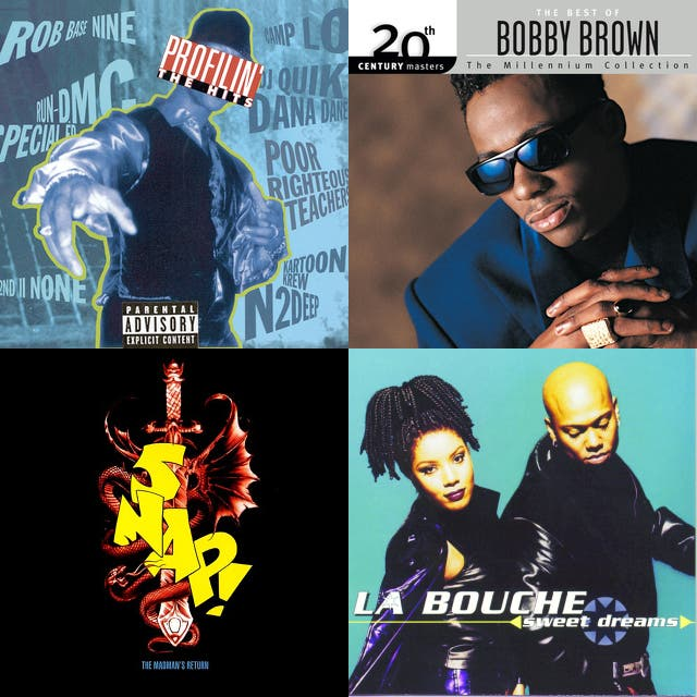 Early '90s Dance Music Playlist on Spotify