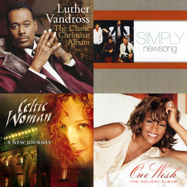 Luther Vandross Christmas Album.Luther Vandross The Classic Christmas Album On Spotify