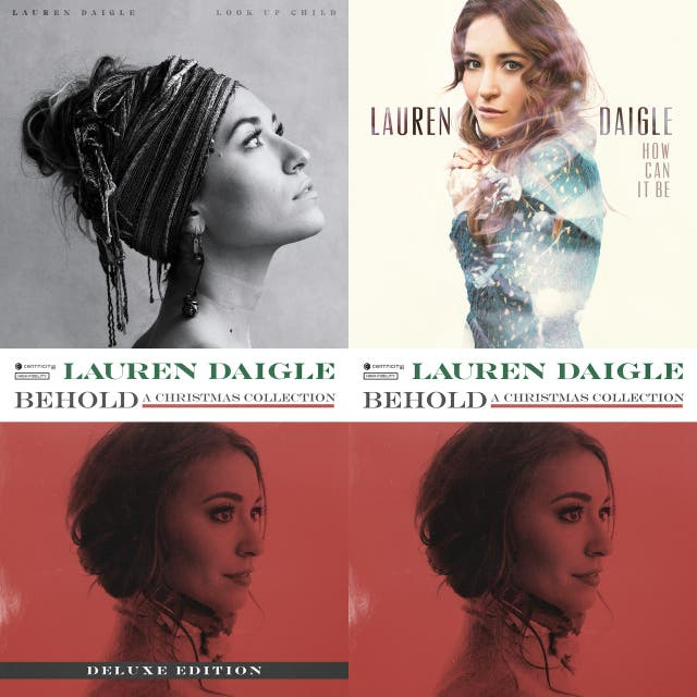 Lauren Daigle Christmas.Lauren Daigle On Spotify