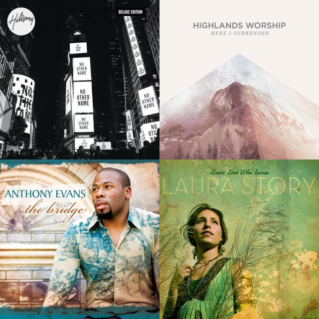 rich theological/scripture worship songs on Spotify