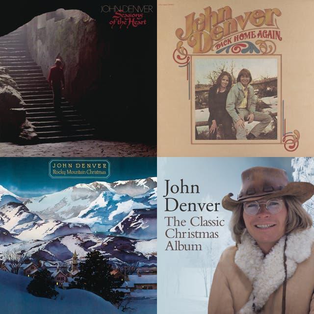 John Denver Christmas.John Denver Rocky Mountain Christmas On Spotify