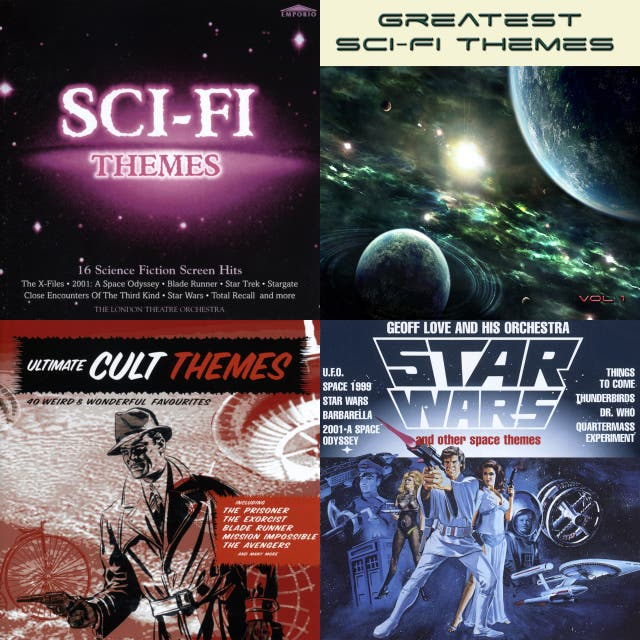 Late 70's Sci-Fi Music on Spotify